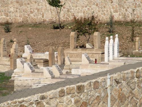 Friedhof Mizizah