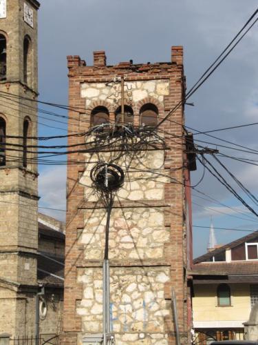 Stromversorgung im Kosovo