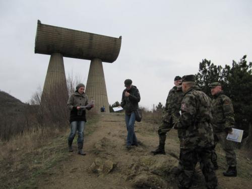 Mit der KFOR in Mitrovica