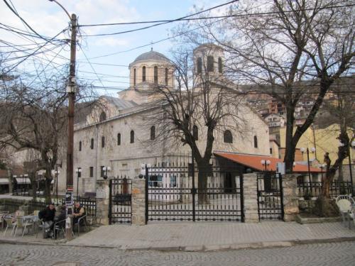 Serbisch-Orthodoxe Kirche in Prizren