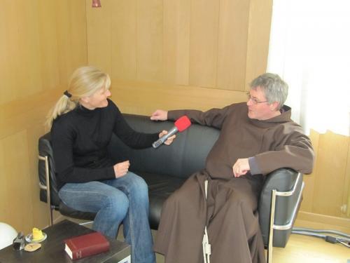 Br. Damina Interview