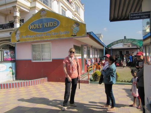 Pre Primay School Kathmandu