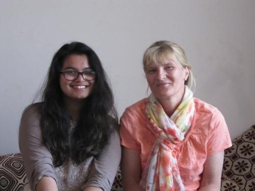 Jasemine Viadya Bajrachara<br />Lincolnschool Kathmandu