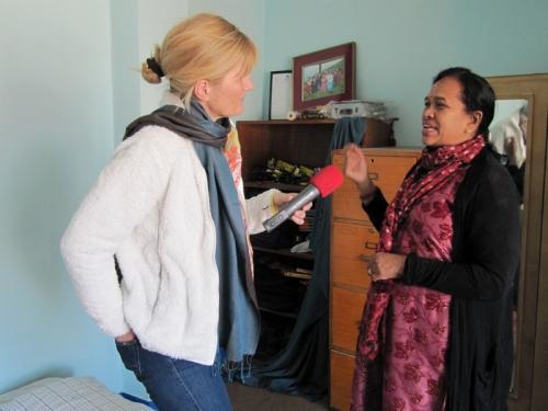 Kamala Upreti<br />Womens Foundation Kathmandu
