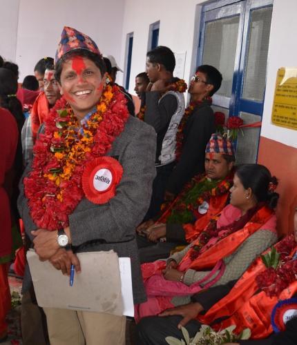 Kreshna Dhakal<br />Koordinator Brepal e.V.