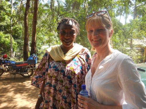 Hadja Kitagbe Kaba, Frauenrechtlerin