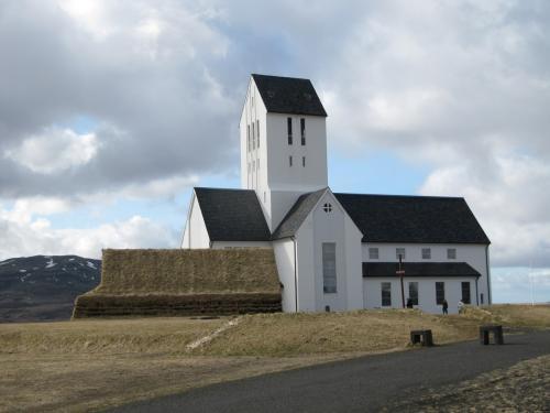 Bischofssitz Skálholt