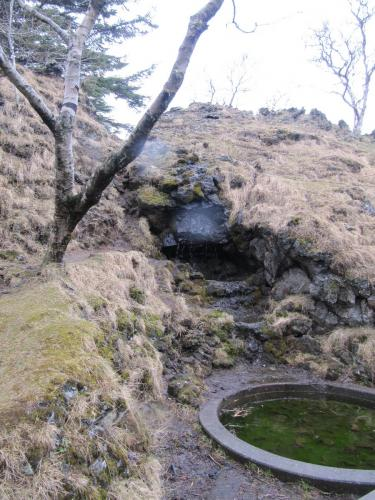 Hellisgerði Park mit verstecktem Elfencafe