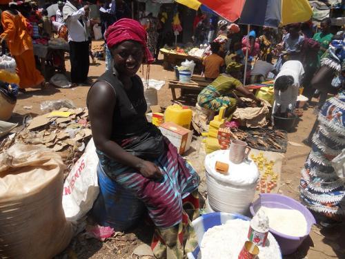 Markt Friguiagbé I