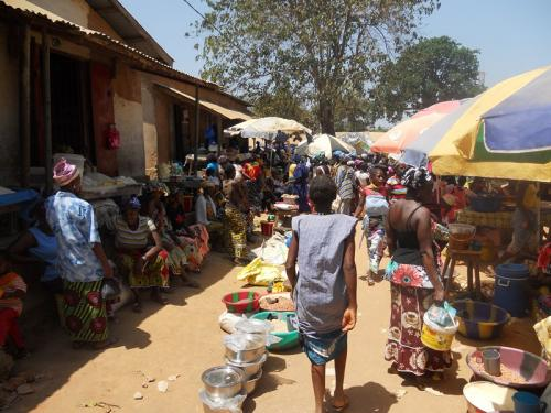 Markt Friguiagbé II