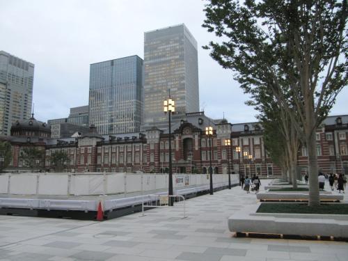 Tokyo Hauptbahnhof