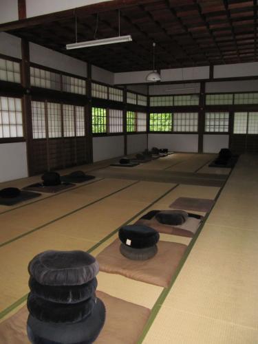 Hondo, Meditationshalle