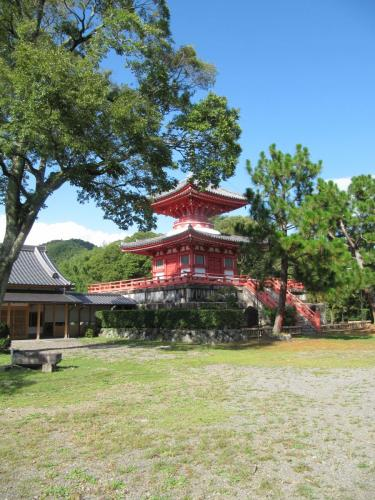 Daikakuji Tempel
