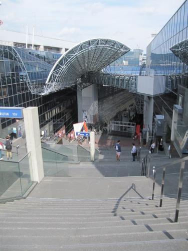 Bahnhof Kyoto Halle