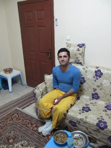 Lehrer Efraim Aydin